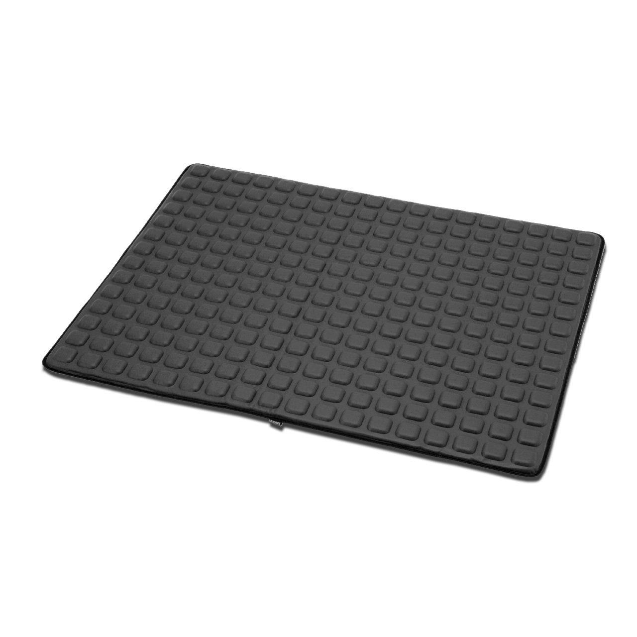エクスジェル (EXGEL) ベッド用減圧マット 大 ブラック CAK-11-BK B00D1J1IF8