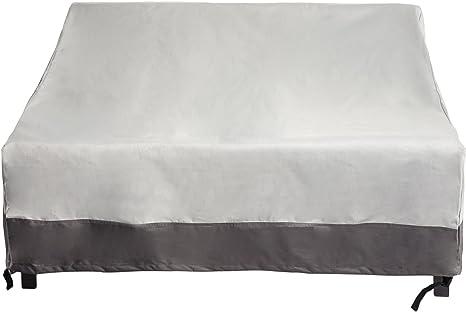 Reusable Revolution 2 Seater Deep Lounge Sofa Patio Cover