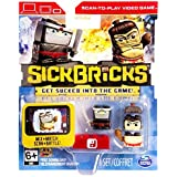 Spin Master Sick Bricks Double Pack Theme 1 Action Figure