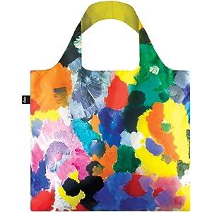 50 x 42cm multicolor talla /única LOQI SEED Coral Bell Bolsa