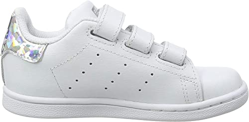adidas Stan Smith CF I, Basket Mixte Enfant