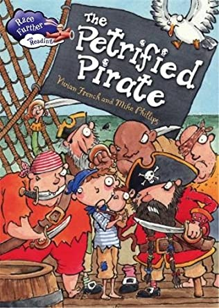 book cover of The Petrified Pirate