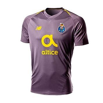 New Balance FC Porto Segunda Equipación 2018-2019 Niño, Camiseta, Gris: Amazon.es: Deportes y aire libre