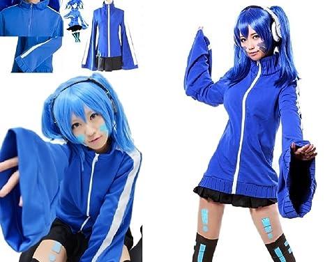 SSJ Kagerou Project Takane Enomoto [Coat+Skirt] Cosplay Costume Japan Anime  (ASIA