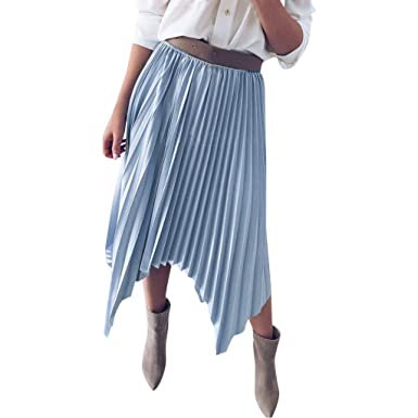 Poachers Vestido Largo Mujer Verano 2019 Faldas Mujer largas ...