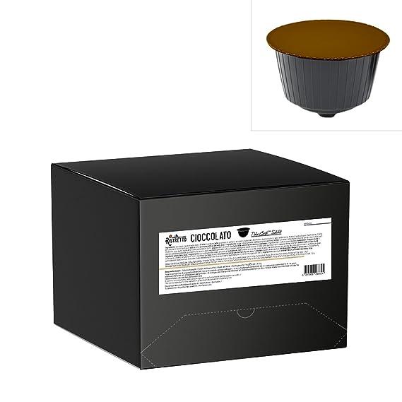 48 Cápsulas de café compatibles Nescafé Dolce Gusto - Chocolate- Cápsulas compatibles con máquinas Nescafé
