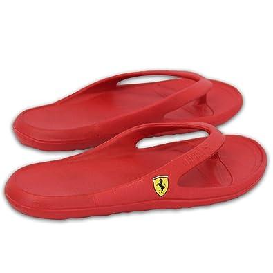 Men s Puma Flip Flop PU30239101 Red UK 9  Amazon.co.uk  Shoes   Bags 9014abd05