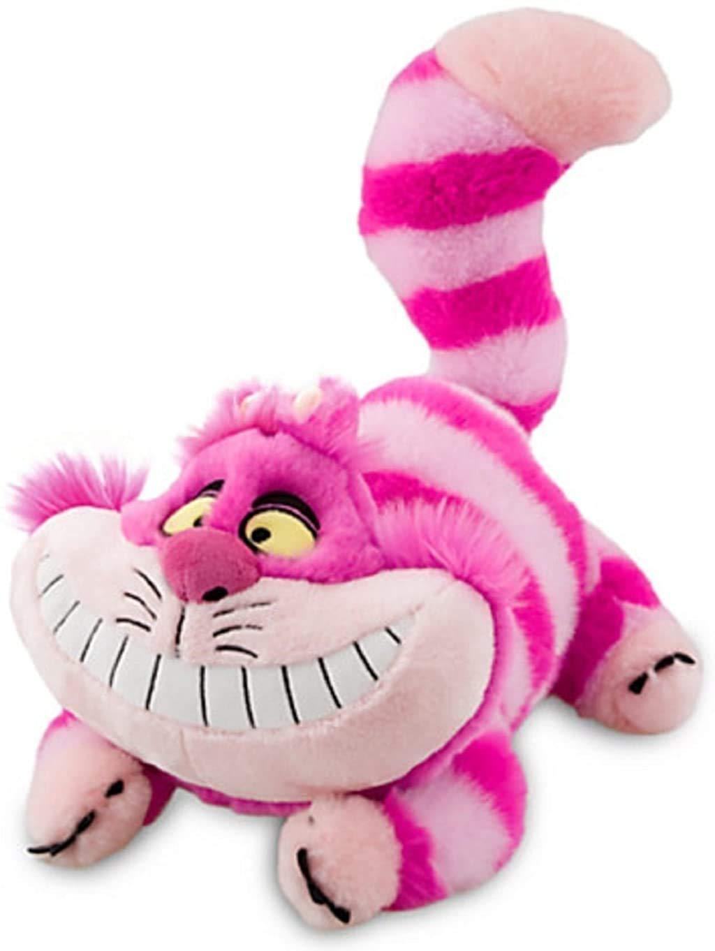 "Disney Store Exclusive Alice in Wonderland Cheshire Cat 20"" Plush"