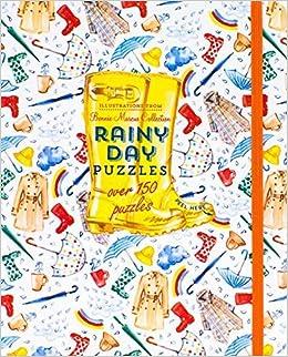 Rainy Day Puzzles (Bonnie M Puzzles) by Bonnie Marcus (2015-03-05)