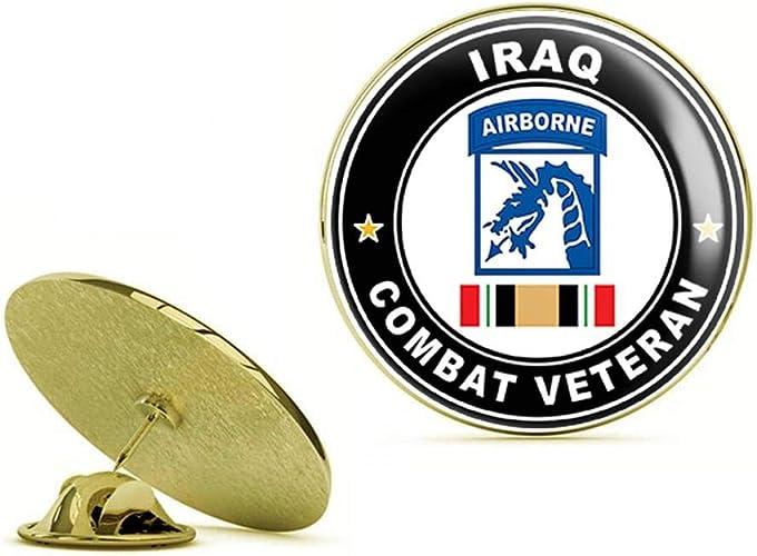 ARMY OIF OPERATION IRAQI FREEDOM  VETERAN RIBBON PIN