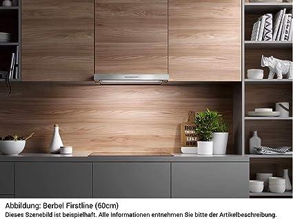 Berbel Firstline BEH 60 FL - Campana extractora (acero inoxidable ...
