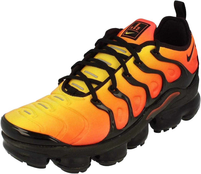 Nike Mens Air Vapormax Plus Black