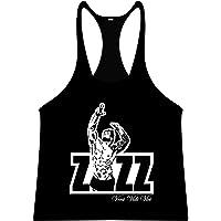 Flexz Fitness Oficial ZYZZ Singlet Camiseta de Tirantes
