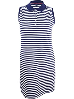 c335047f3d2 Tommy Hilfiger Emma Polo Dress at Amazon Women's Clothing store:
