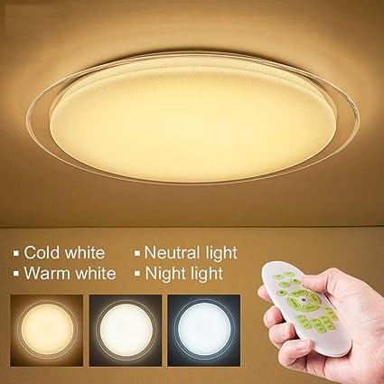 Pllp Home Bedroom Ceiling Light Led Ceiling Lights Color