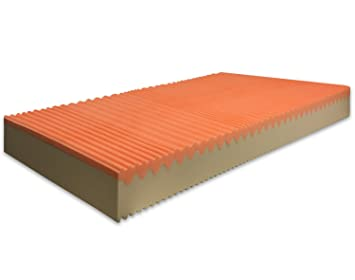 Marcapiuma - Colchón viscoelástico Individual Memory Bio 80x180 Alto 20 cm - Sunrise Plus - H2