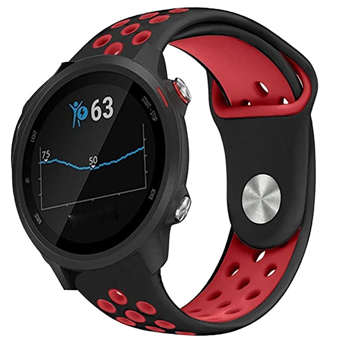 Jenboo Compatible con Garmin Forerunner 245 Music Smart ...