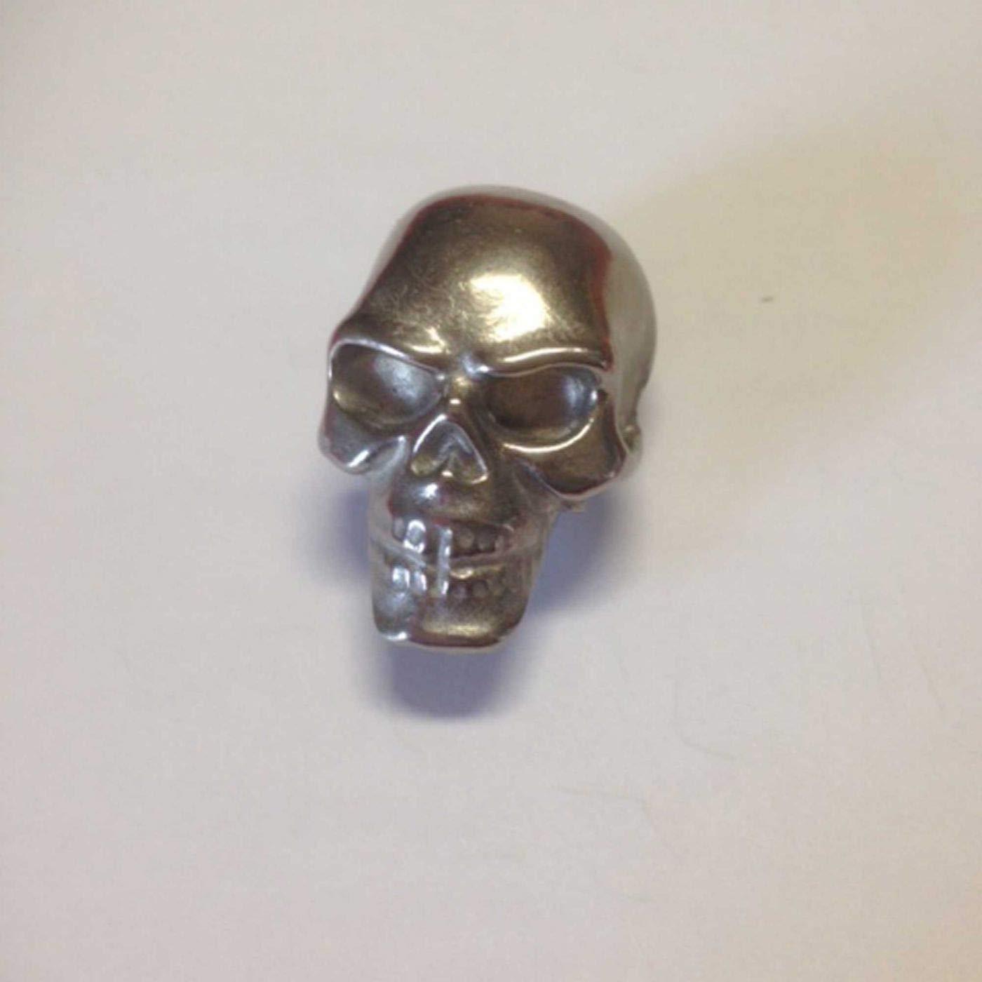 Derby Worx, INC Tungsten Skull Weight, 2.9 oz, DWXTSW01