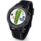 Golf Buddy Aim Golf GPS Watch, Premium Full Color Touchscreen, Preloaded with 40,000 Worldwide Courses, Easy-to-use Golf Watc