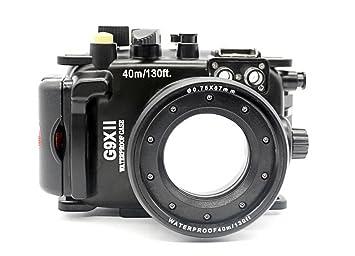 D & D NB Pro G9 x II Carcasa Sumergible Para La Canon ...
