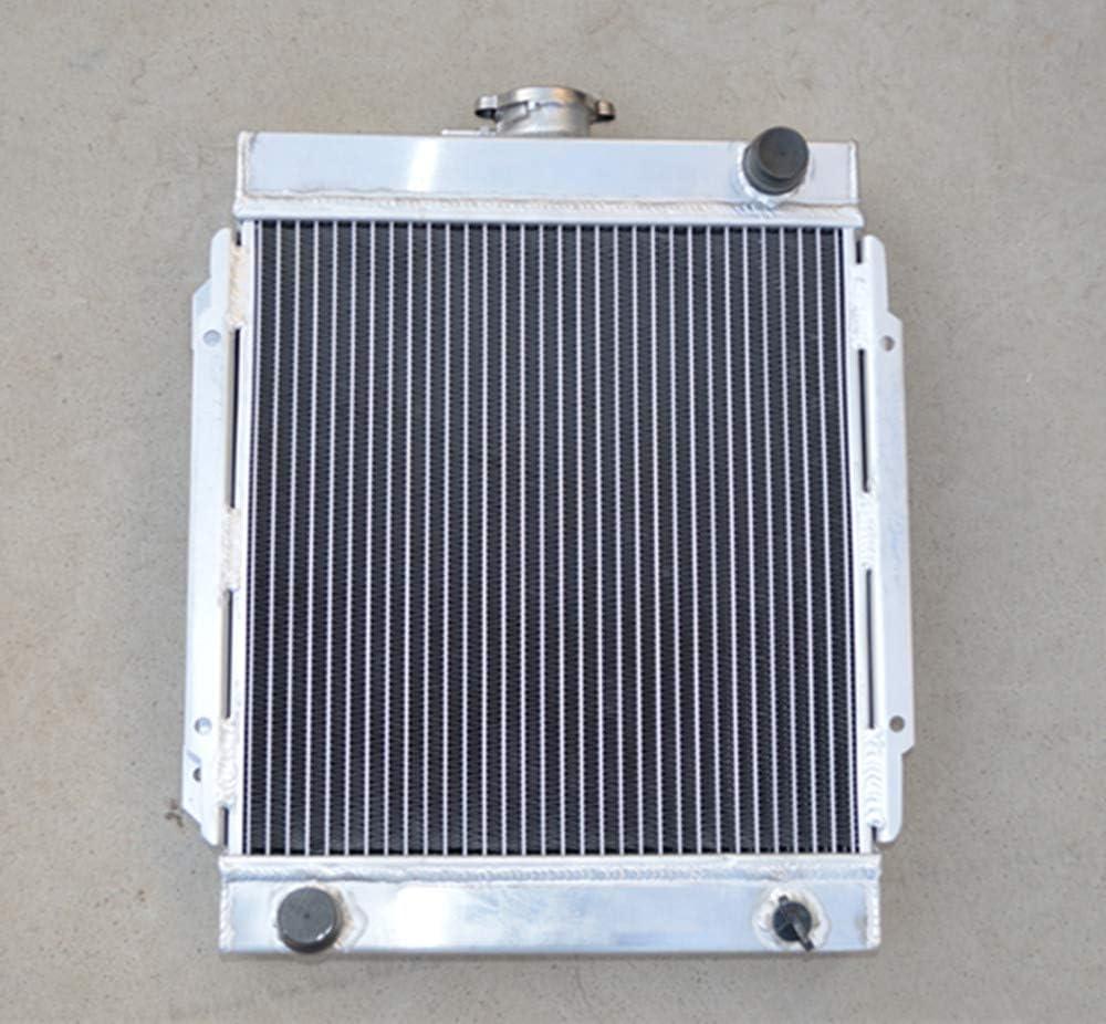 for DATSUN 1200 B110 A12//T 1970-1976 3 row aluminum radiator brand new