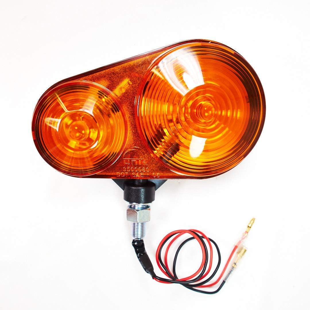 Kubota Hazard Lamp Assembly K2581-62612 K2581-62613