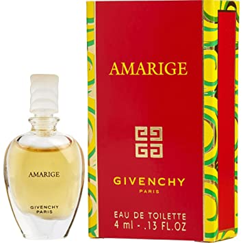 b28a43480c Amazon.com : AMARIGE by Givenchy EDT .13 OZ MINI ( Package Of 3 ) : Eau De  Toilettes : Beauty