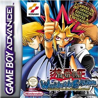 2 gioco yu gi oh gx game boy advance