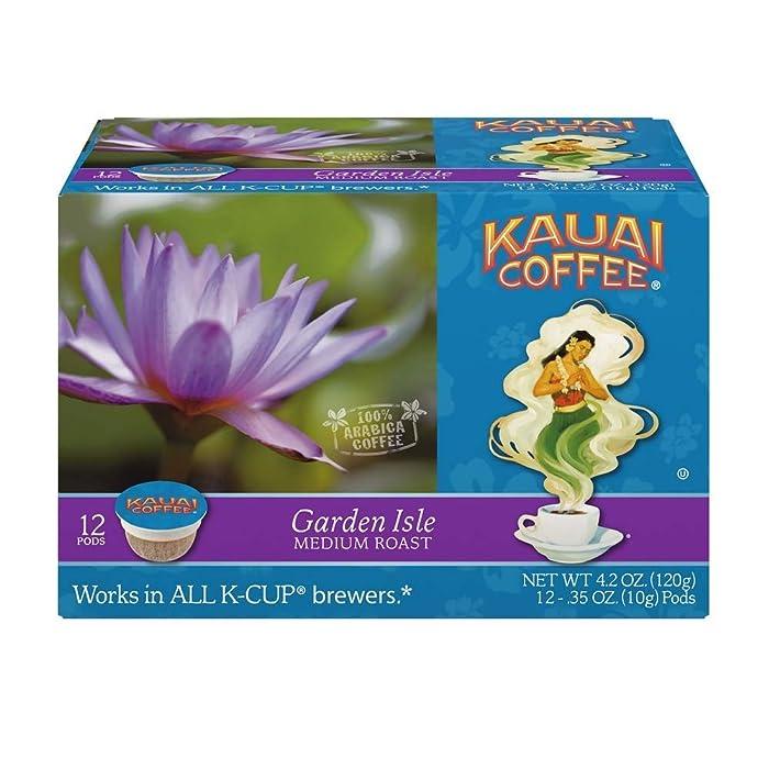 Top 7 Kauai Coffee Garden Isle K Cups
