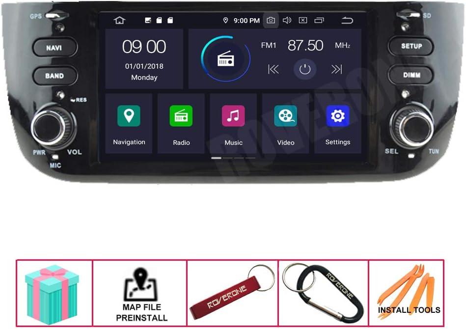 Roverone Android System Autoradio Für Fiat Linea Abarth Elektronik