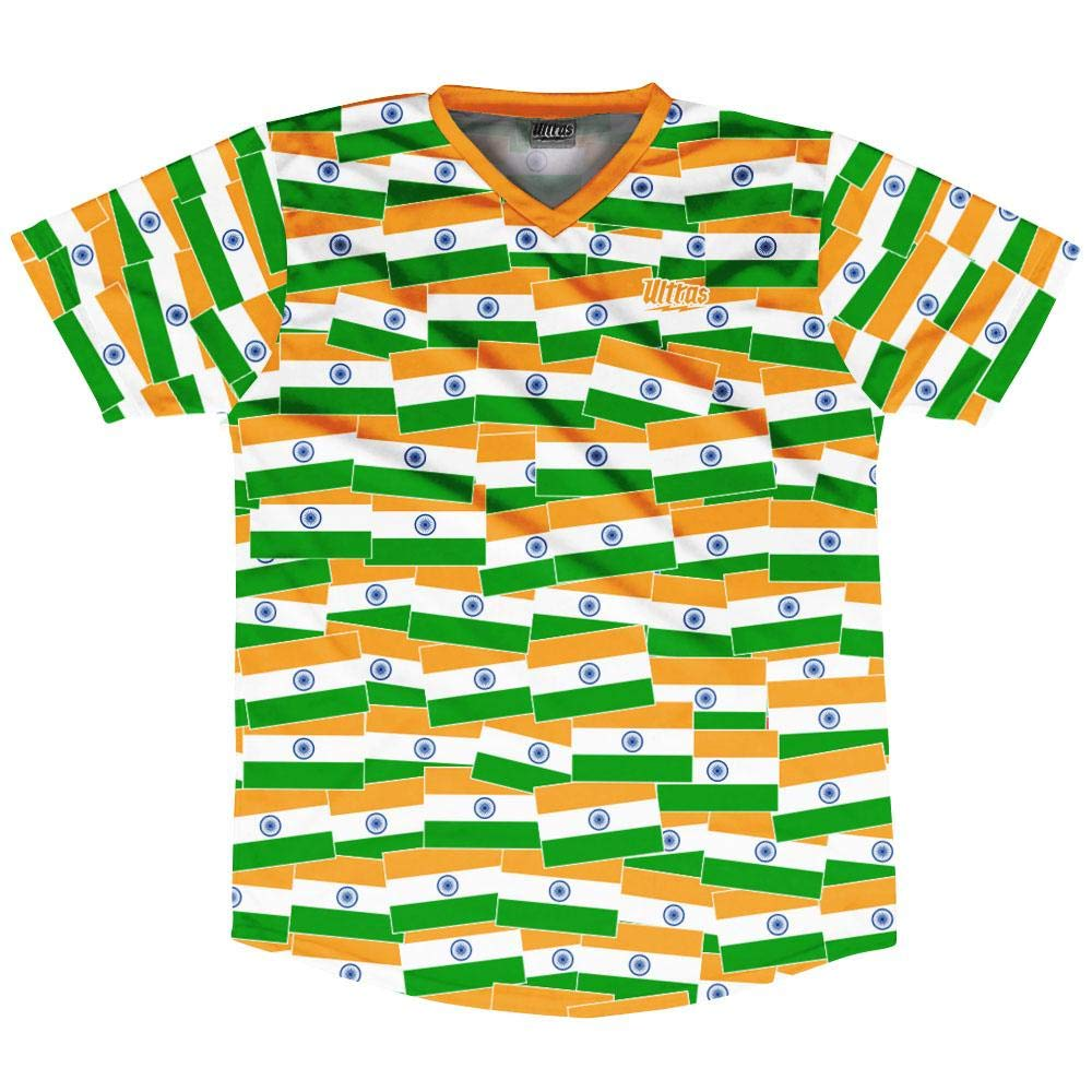Ultras India Party Flags Soccer Jersey