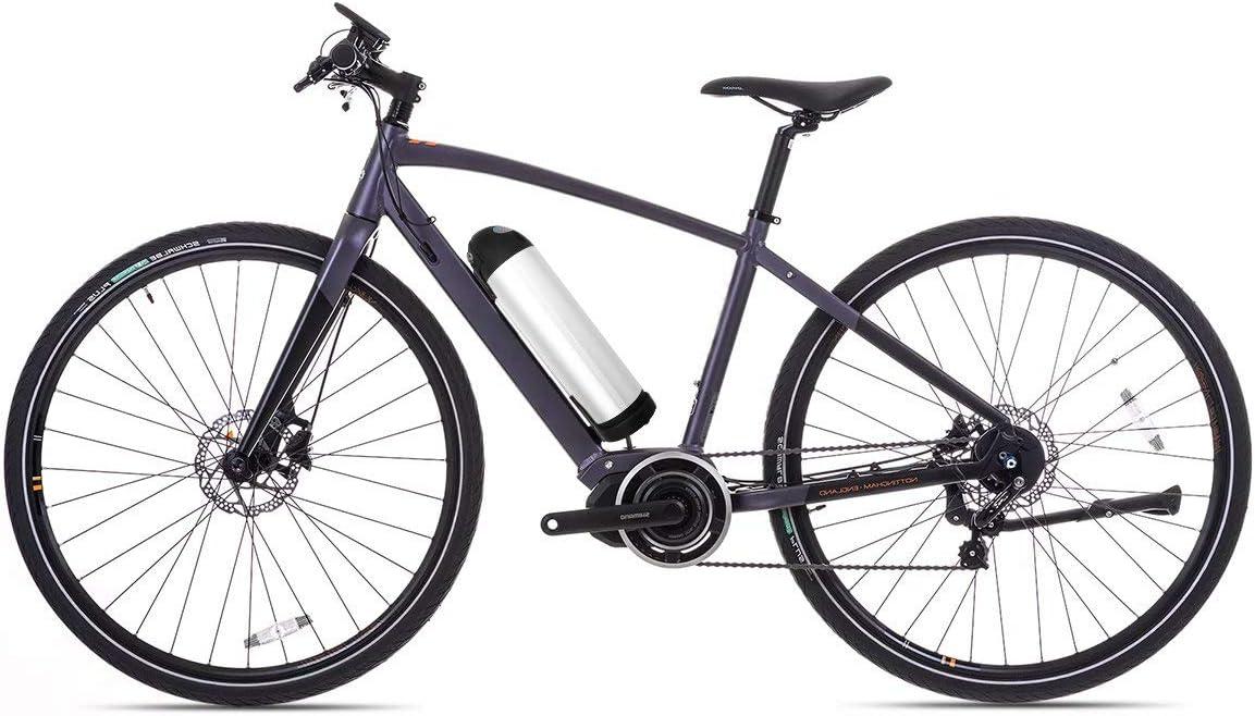 X-go 52V/48V/36V/24V batería para Bicicleta de Iones de Litio con Cargador, Pantalla de energía, Placa de protección BMS para Motor de Bicicleta 1500W/1000W/750W/500W: Amazon.es: Deportes y aire libre