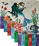 McKenna Ryan Artisan Batiks Mermaid Kisses Quilt Kit