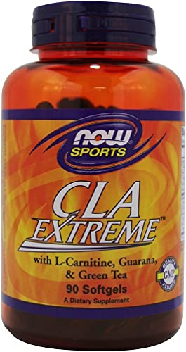 Now Foods CLA Extreme, 90 sgels 2 pack
