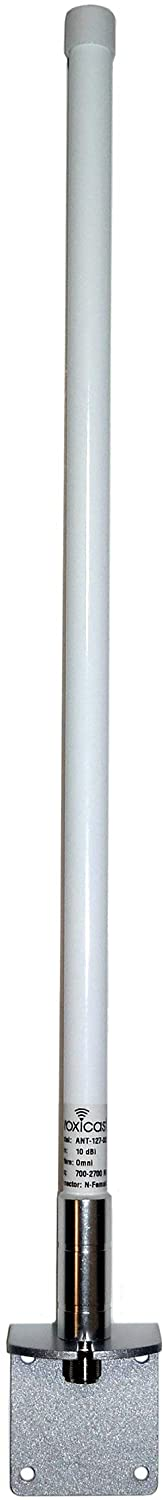 Proxicast 10 dBi High Gain Omni-Directional Outdoor Fiberglass Antenna