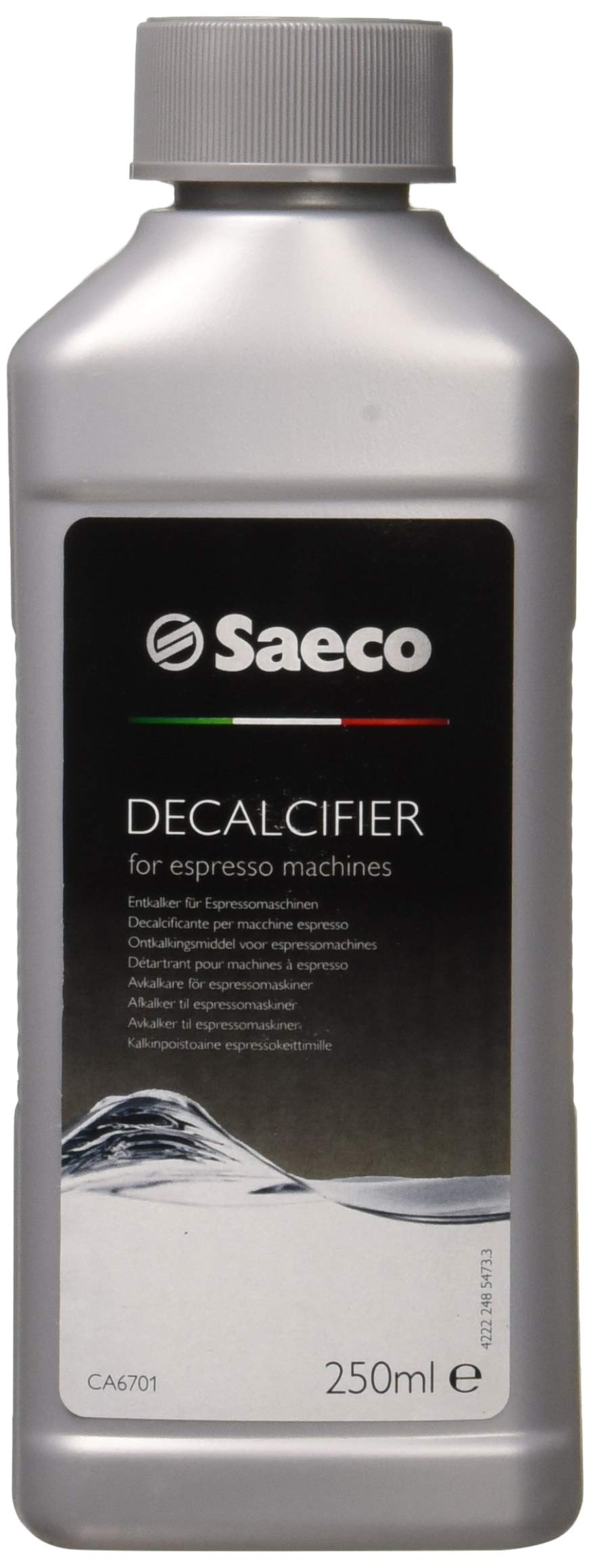 Philips Saeco CA6700/10 Liquid Descaler 250ml ( Pack of 1)