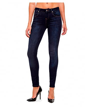 4405933484 Guess by Marciano - Jean by Marciano Slim High: Amazon.fr: Vêtements et  accessoires