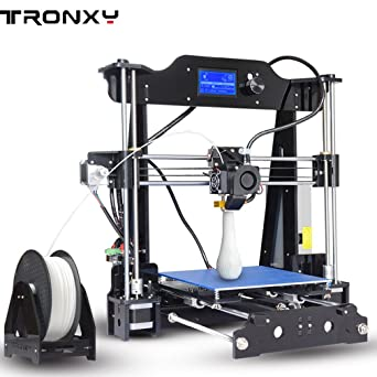tronxy X8 nuevo ol-i3s Impresora 3d DIY alta precisión DIY ...