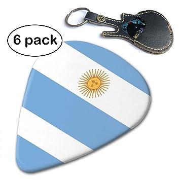 Palmerbury Argentina 351 - Púas de guitarra clásicas con ...