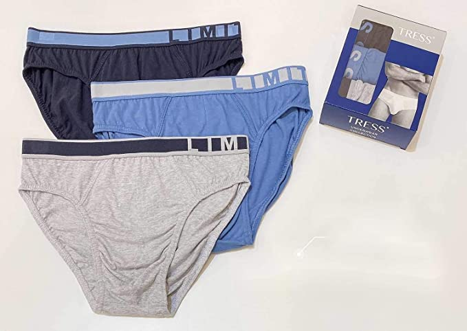 YESOK Calzoncillos Hombre, Pack 3 Slips para Hombre. Calzoncillos Algodon: Amazon.es: Ropa y accesorios