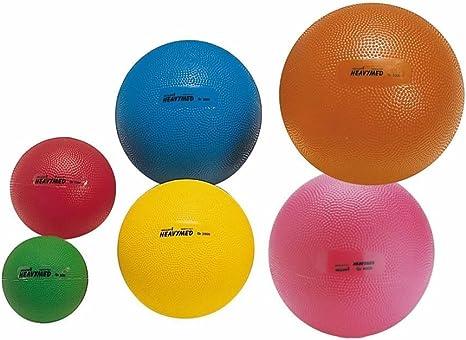 Gymnic-Pelota de balón terapéutica-Balón medicinal-Force ...