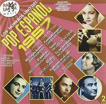 Various Artists - Los Numeros 1 Del Pop Espanol 1957 / Various - Amazon.com Music
