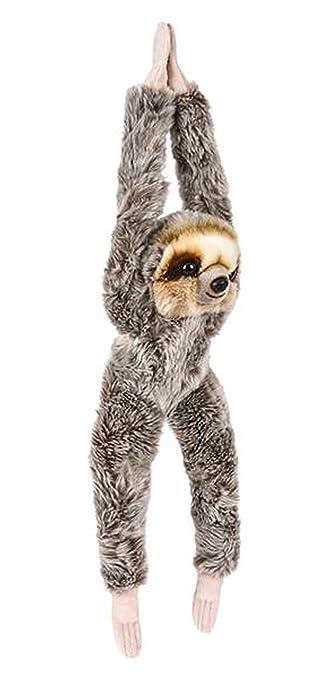 Amazon Com Wildlife Tree 18 Hanging Sloth Stuffed Animal Plush
