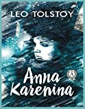 Book cover from Anna Karenina by Leo Tolstoy