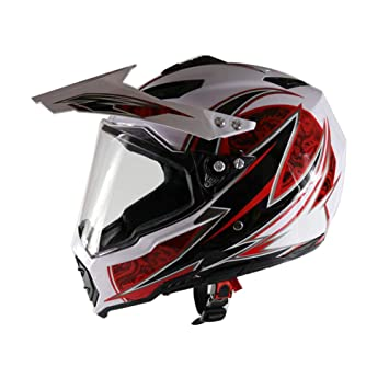 WZFC Moto Scooter Modular-Helmet Cruiser Flip-Up Casco Da Motocicletta Modulare Integrale Sport