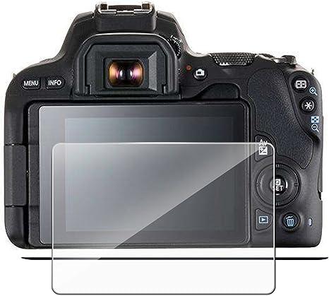 Canon EOS 200d/Kiss 9 Protector de Pantalla, myecogo película ...