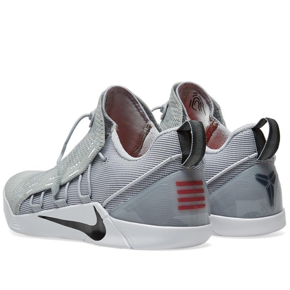 Nike KOBE A.D. NXT mens basketball-shoes 882049-002_12 - MIDNIGHT NAVY/SAIL-SAIL-WOLF GREY by NIKE (Image #4)