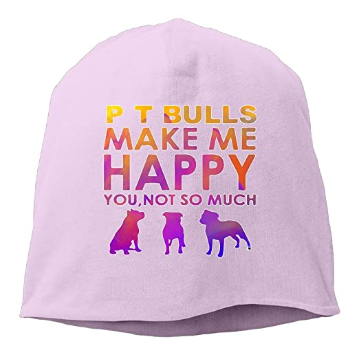 Pit Bulls Make Me Happy You 2fe29414742