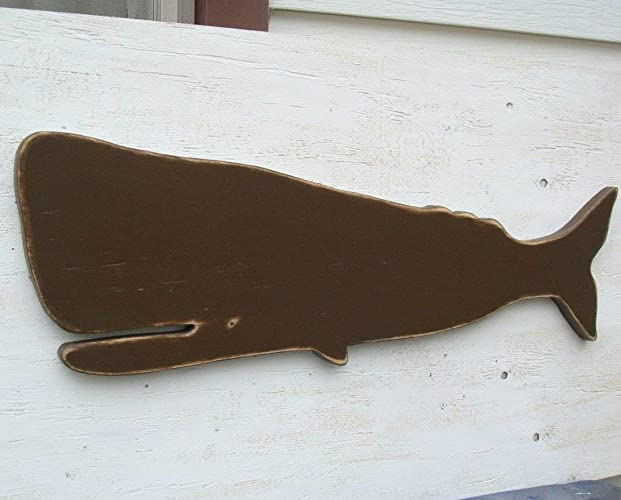 Amazon Com Large Artistic Country Wood Whale Wall Art Handmade