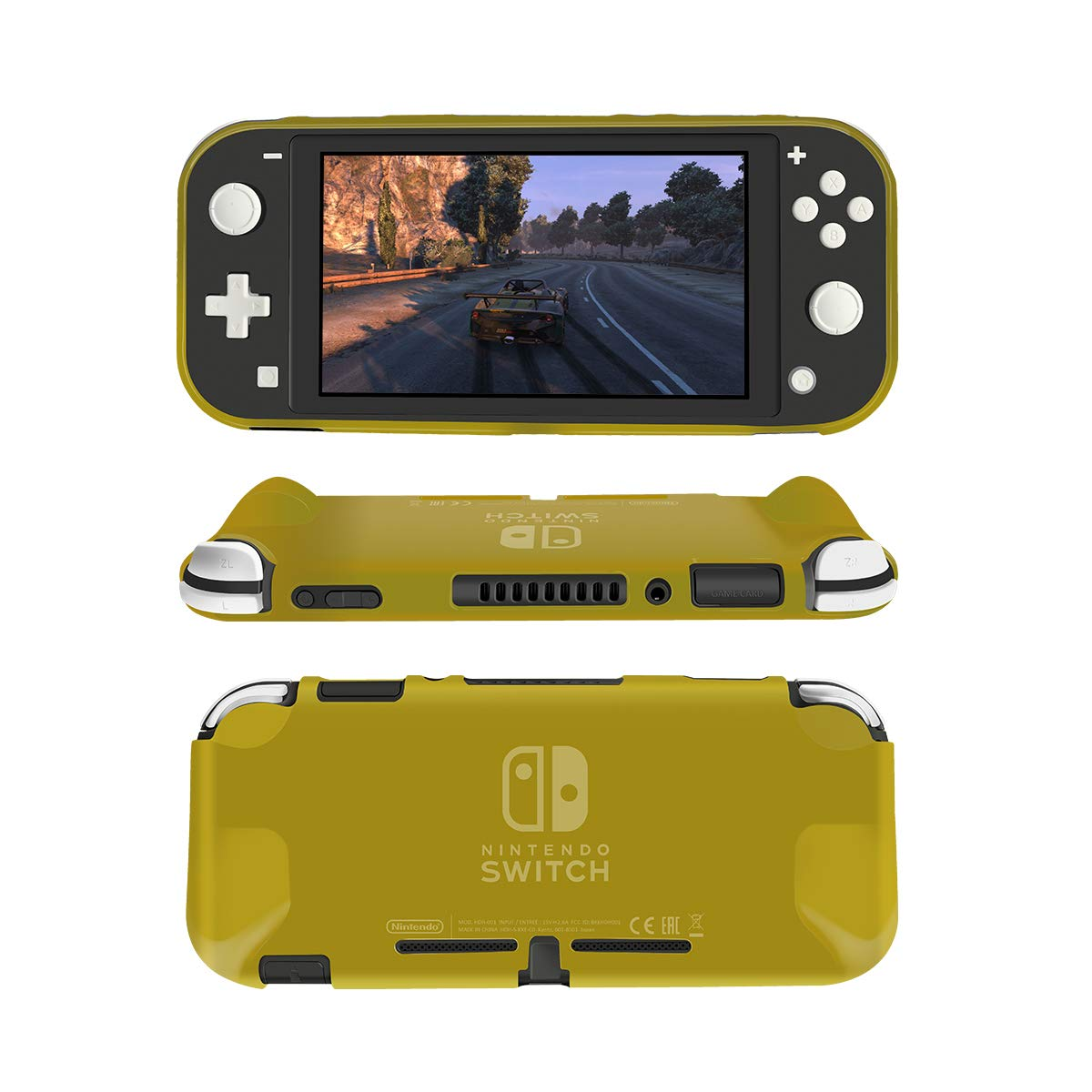 Fits  my switch lite perfectly